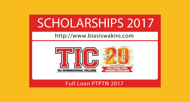 Full Loan PTPTN 2017