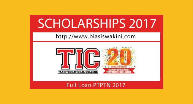 Full Loan PTPTN 2017