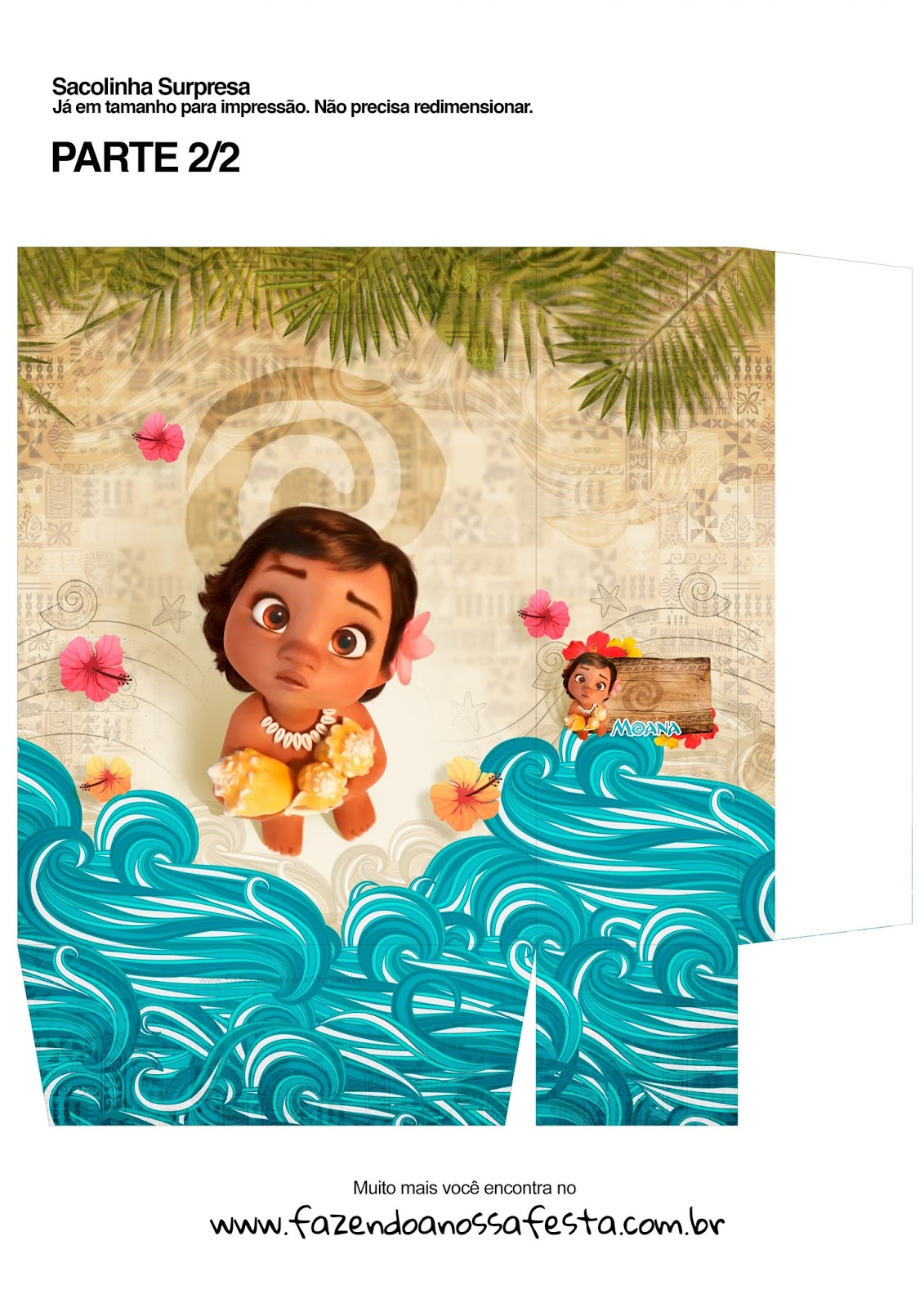 Moana Baby Free Printable Boxes Oh My Baby