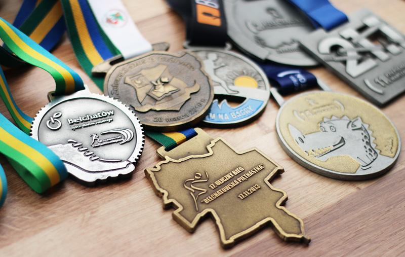 Biegiem na Bagry, Bełchatowska Piętnastka, Cracovia Maraton, Cracovia Halfmaraton, Zelowski Szus o Czółenko