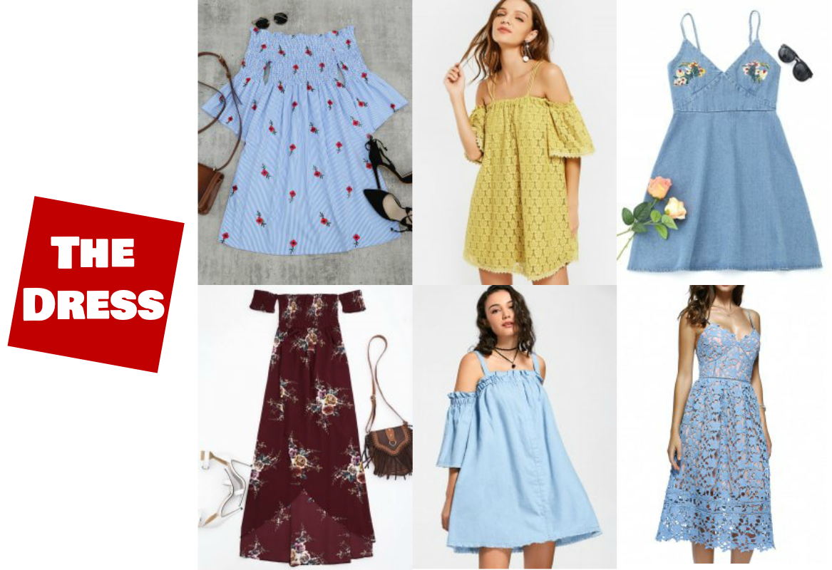 Dresses: Love or hate?*