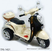 Motor Mainan Aki Junior TR1401 Ready 2 Go