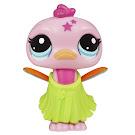 Littlest Pet Shop Walkables Ostrich (#2536) Pet
