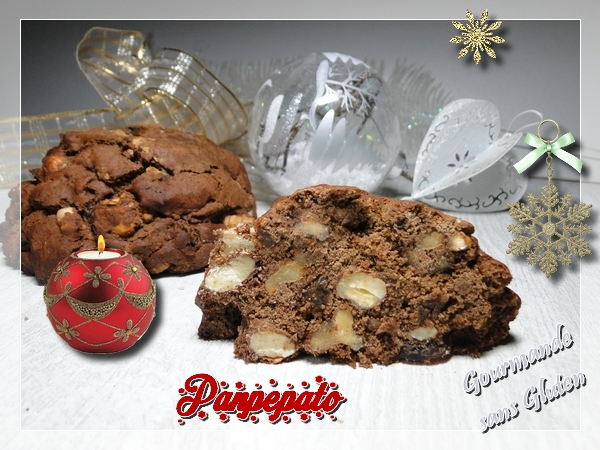 Le panpepato, pain de Noël Italien