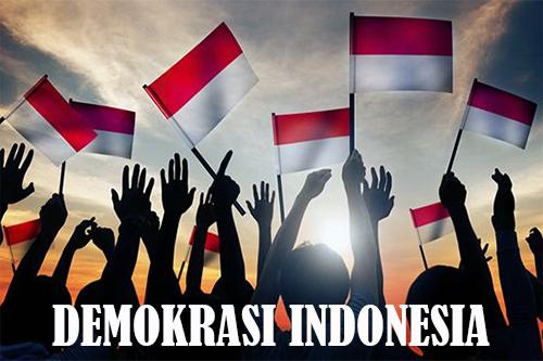 Demokrasi Demokratis Demokratisasi