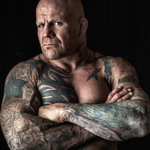 Jeff Monson Tattoos