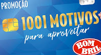 Promoção 1001 Motivos para aproveitar BomBril bombril1001motivos.com.br