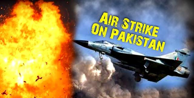 Air strikes 350 Terrorist were killed