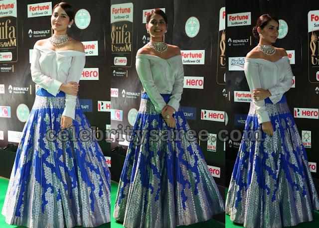 Rashi Khanna Classic Designer Lehengas