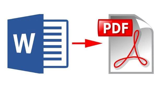 Cara Convert File Microsoft Word ke File PDF Dengan Cepat Dan Mudah