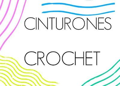 Patron Crochet Cinturon Ying Yang