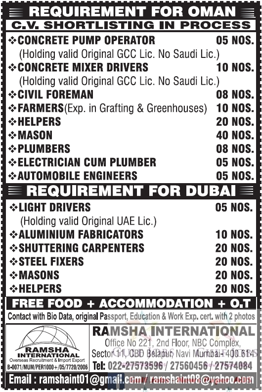 how to search job in dubai