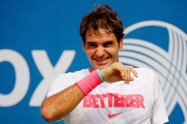 Roger Federer Tenis İle İlgili Sözler