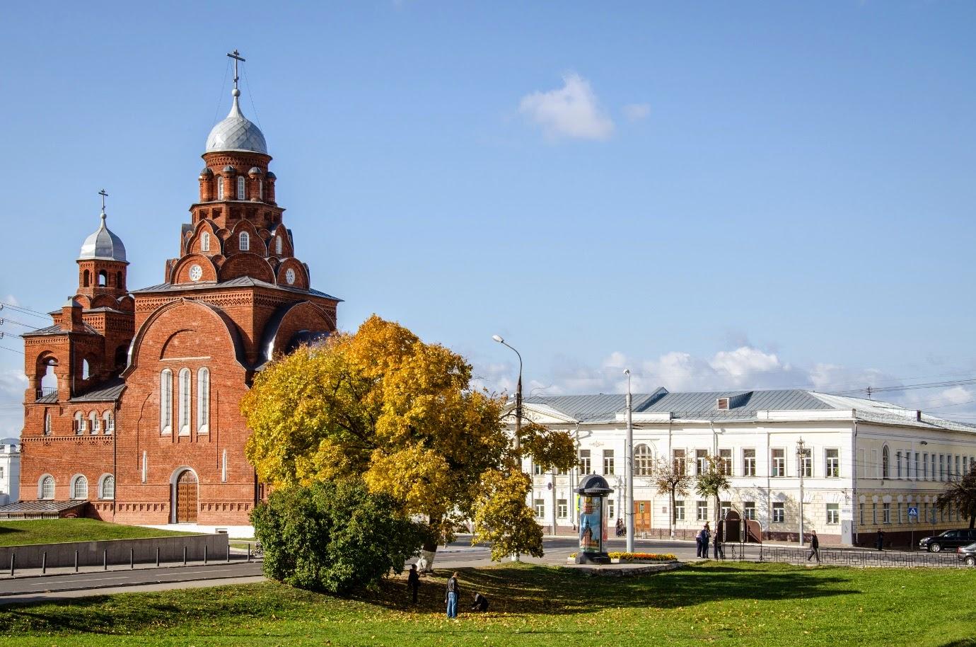 Улицы Владимира