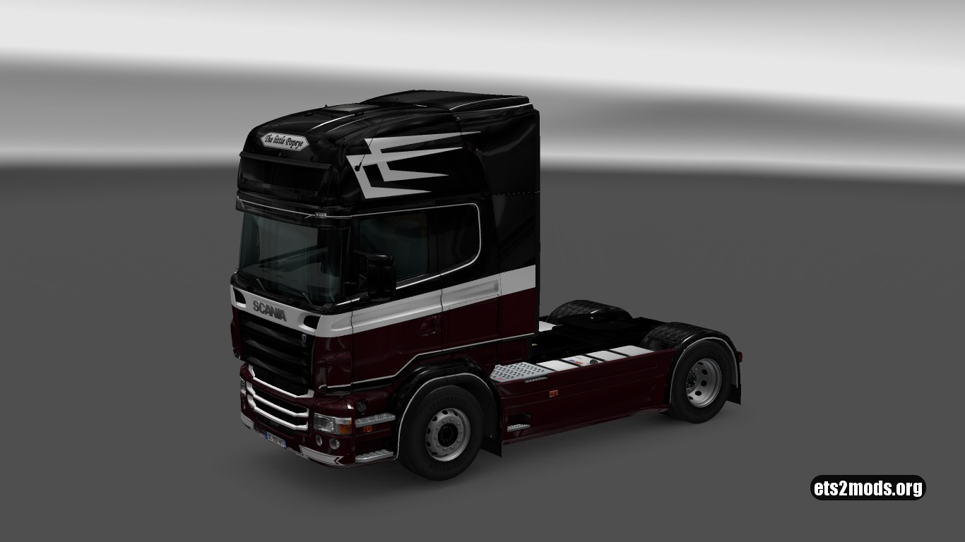 The Little Popeye Skin for Scania RJL