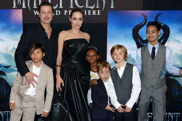 Brad Pitt Files for Joint Physical Custody of Kids in Angelina Jolie Divorce Response
