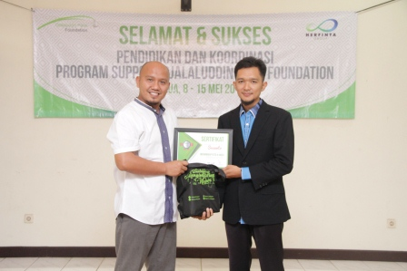 Pemateri Videografi di Bogor, 8-15 mei 2017