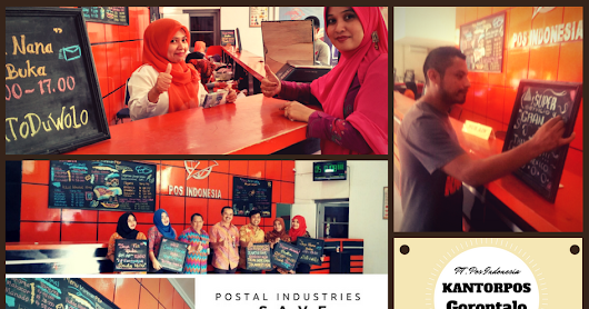 SAVE MARKETING FRAMEWORK IN POSTAL INDUSTRIES: A Case Study of Business Service Improvement in Gorontalo Postal Office - Thinking and Managing Economics