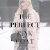 THE PERFECT PINK COAT & WHY PINK IS THE PERFECT WINTER COLOR