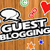 Using Guest Bloggers