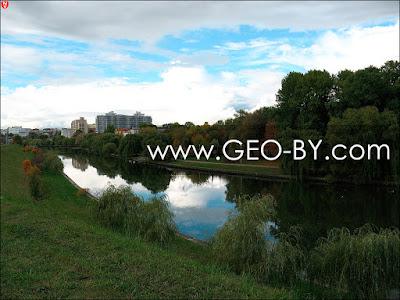 Минск. Парк 40-летия Великого Октября