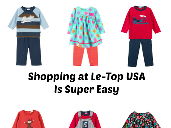 You Will Love the Clothing at Le-Top USA