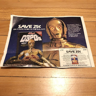 Kellogg's C-3PO's Cereal Coupon