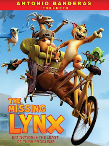The Missing Lynx Poster