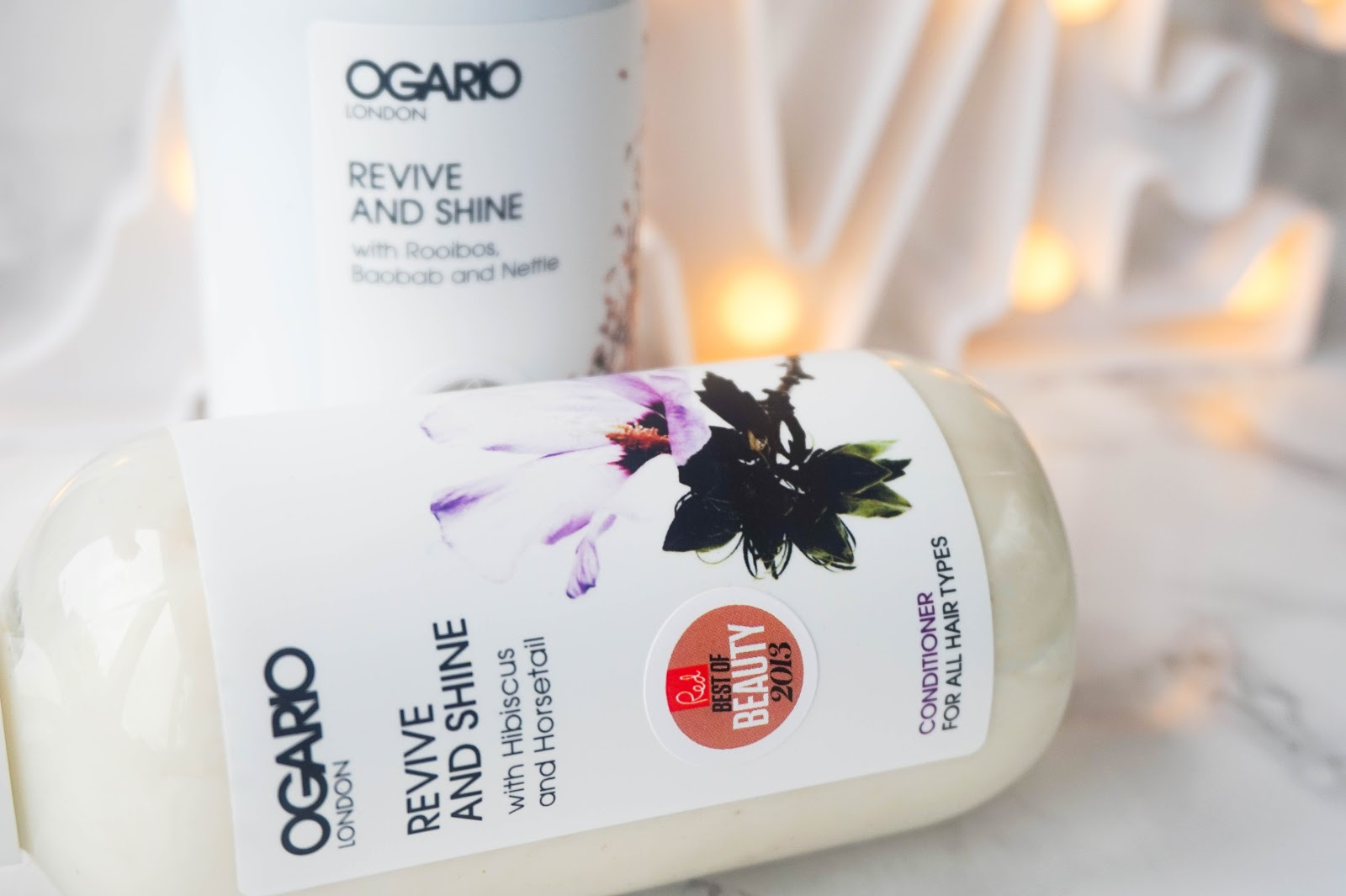 New Body Care Products on Trial, Ogario London