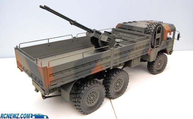 RC4WD Beast 2 6x6 camo