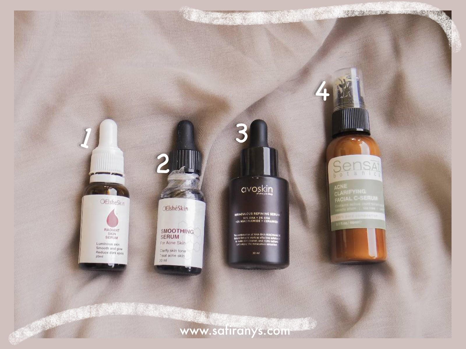 Safira Nys Skincare Routine Untuk Kulit Sensitive Acne Prone Berjerawat