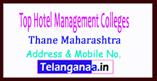 Top Hotel Management Colleges in Thane Maharashtra