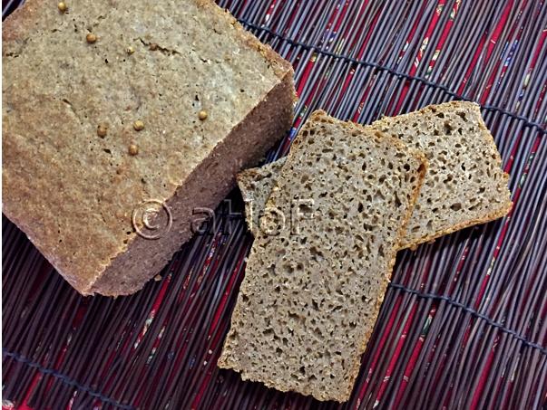Borodinsky Style Bread
