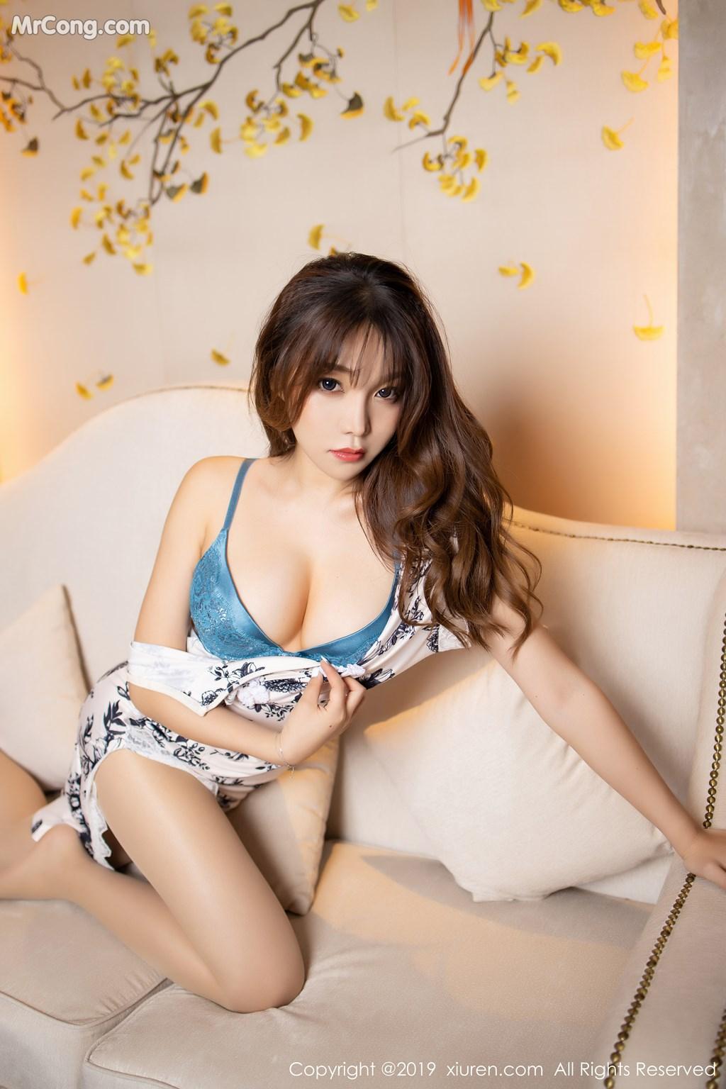Image XIUREN-No.1622-Booty-Zhizhi-MrCong.com-004 in post XIUREN No.1622: Booty (芝芝) (65 ảnh)