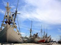 Pelabuhan Paotere Salah Satu Pelabuhan Tertua di Indonesia
