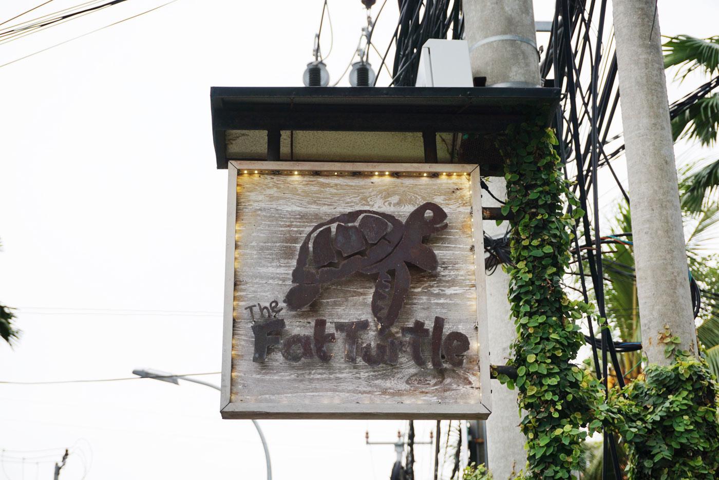 The Fat Turtle, Seminyak, Bali