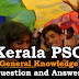 Kerala PSC General Knowledge Question and Answers - 95