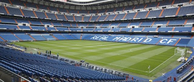 Assistir a um jogo do Real Madrid em Madri