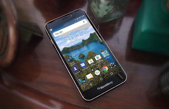 HP Blackberry Android Terbaik 2018