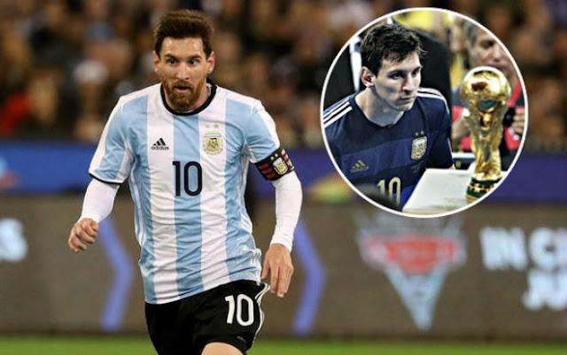 """World Cup 2018: Messi """"tất tay"""", không vô địch sẽ giã từ tuyển quốc gia"""