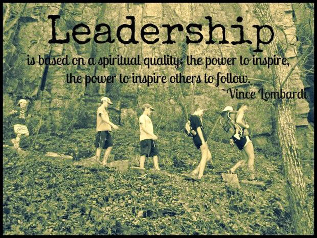 Leadership Quotes And Sayings By Famous People And Authors ...
