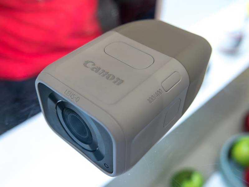 Прототипы камер Canon для смартфонов с объективом 100 и 400 мм
