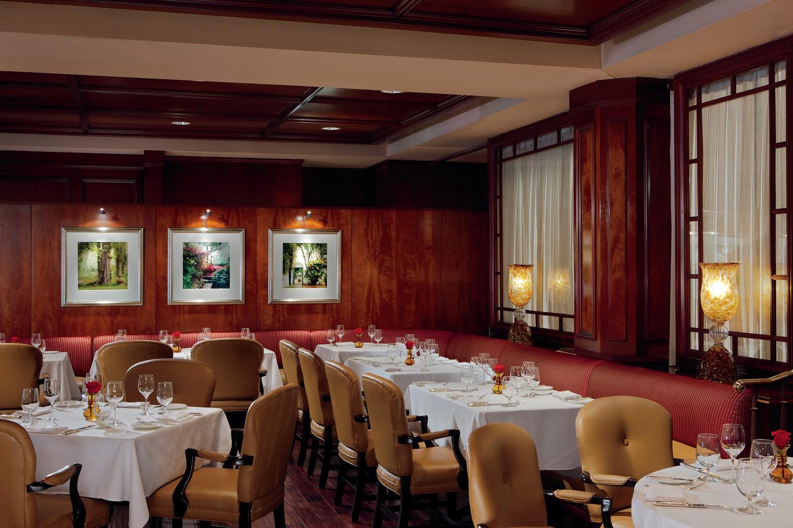 The Ritz Carlton Atlanta Tea Room