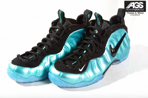 198f03aba66 ... usa nike air foamposite pro electronic blue 6791a 27ae0