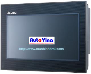 Màn hình cảm ứng Delta 10.1 inch, tổng đại lý màn hình cảm ứng, nhà phân phối HMI, trung tâm bảo hành sửa chữa HMI tại Việt Nam