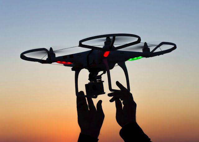 raul vittor alfaro mejor drone caracteristicas