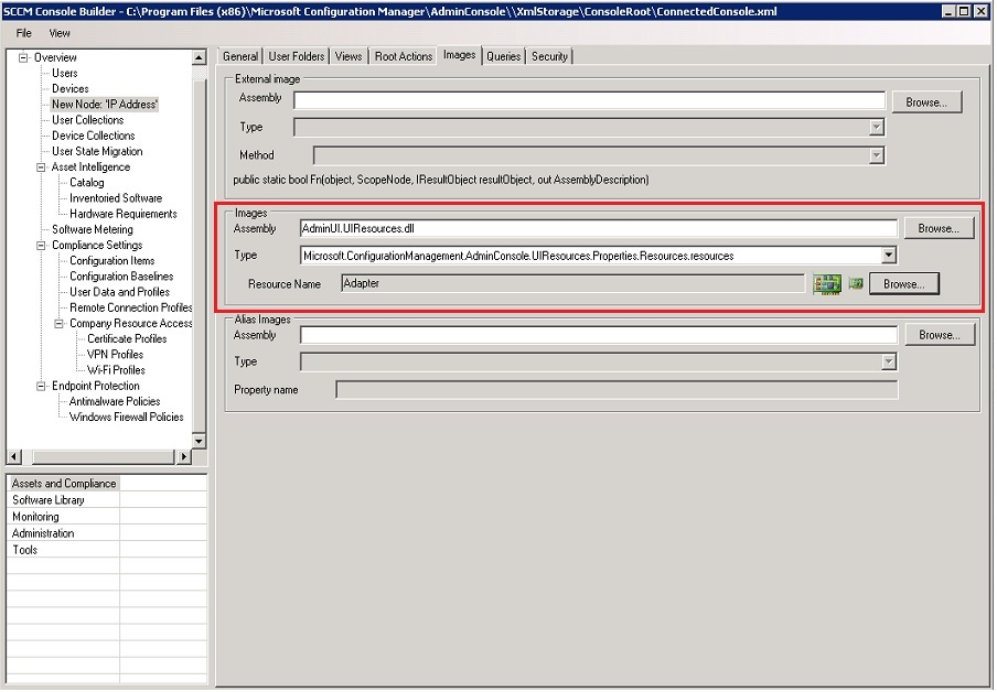 Idan's Blog: Add custom column to SCCM console using SCCM Console