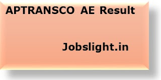 APTRANSCO AE Result 2017