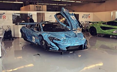 Pure McLaren COTA
