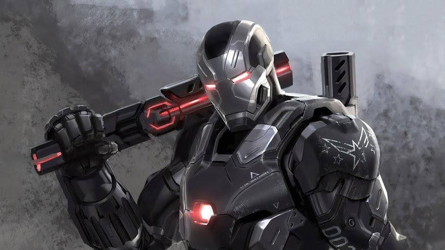 War Machine, Marvel, 4K, #250